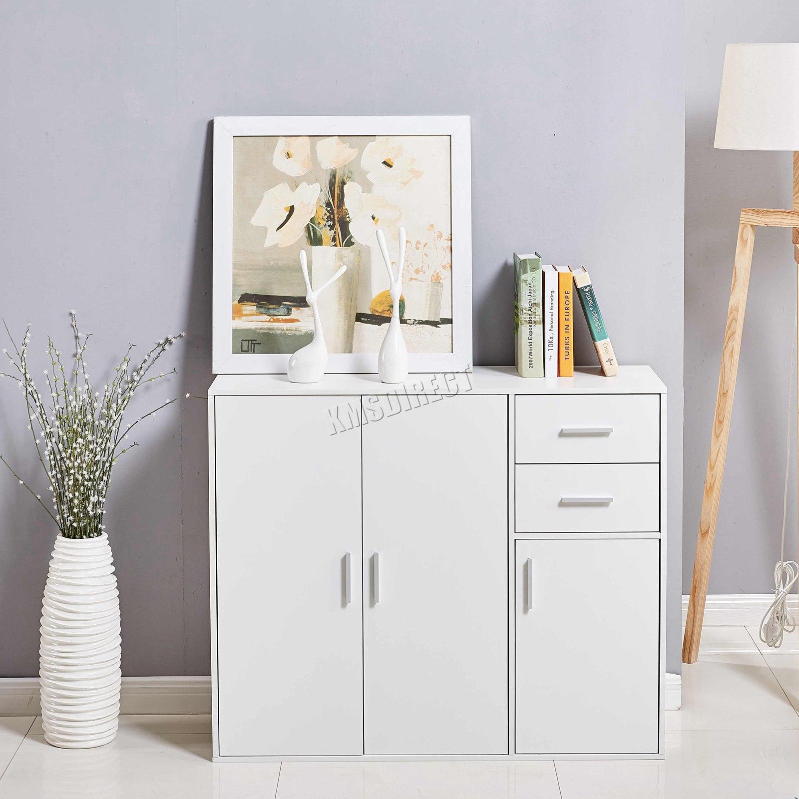 WestWood-Sideboard-Cabinet-Storage-tableware-Kitchen-Cupboard-Unit-PB-SSP01-NEW thumbnail 36
