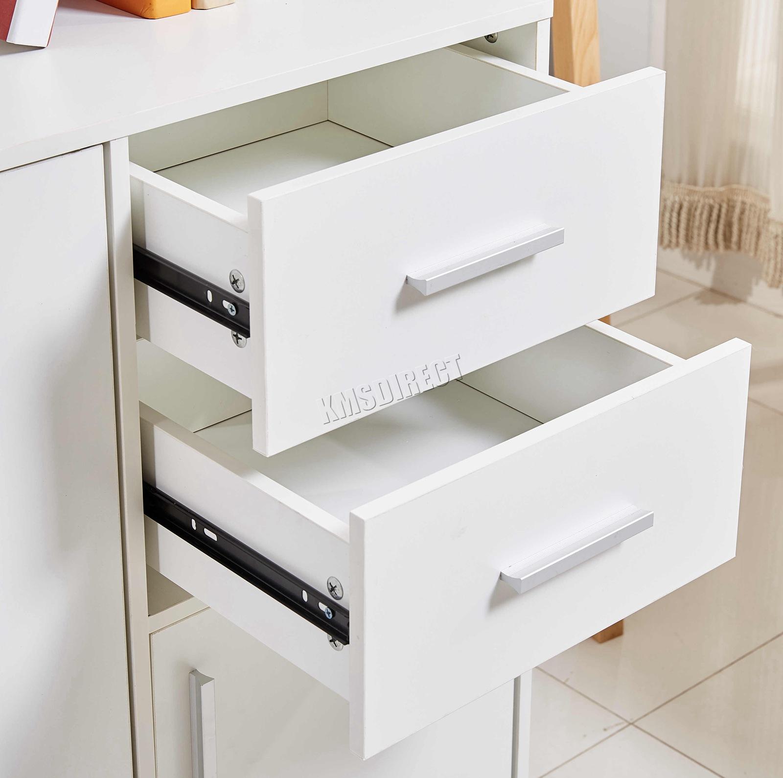 WestWood-Sideboard-Cabinet-Storage-tableware-Kitchen-Cupboard-Unit-PB-SSP01-NEW thumbnail 41