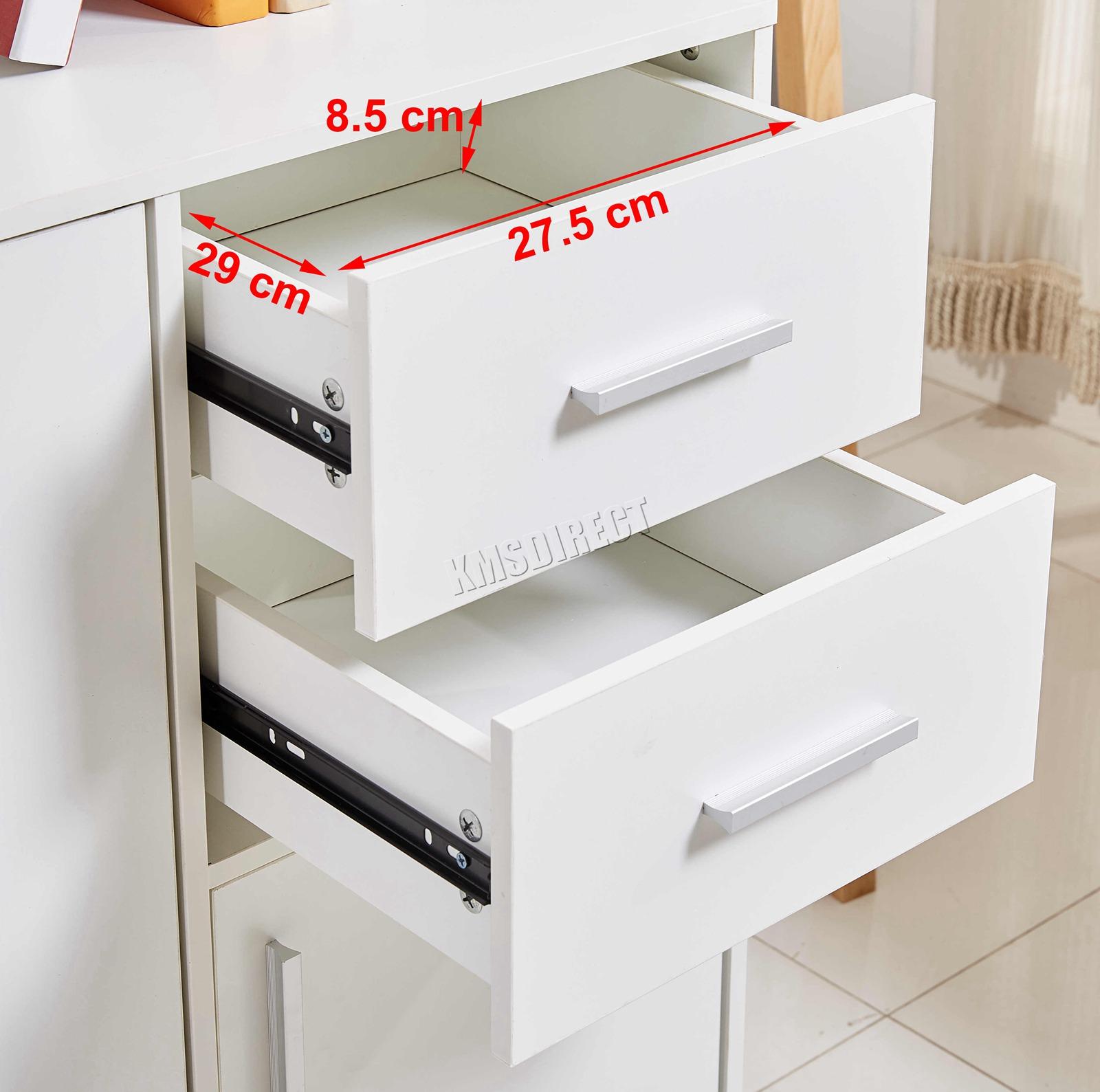 WestWood-Sideboard-Cabinet-Storage-tableware-Kitchen-Cupboard-Unit-PB-SSP01-NEW thumbnail 44