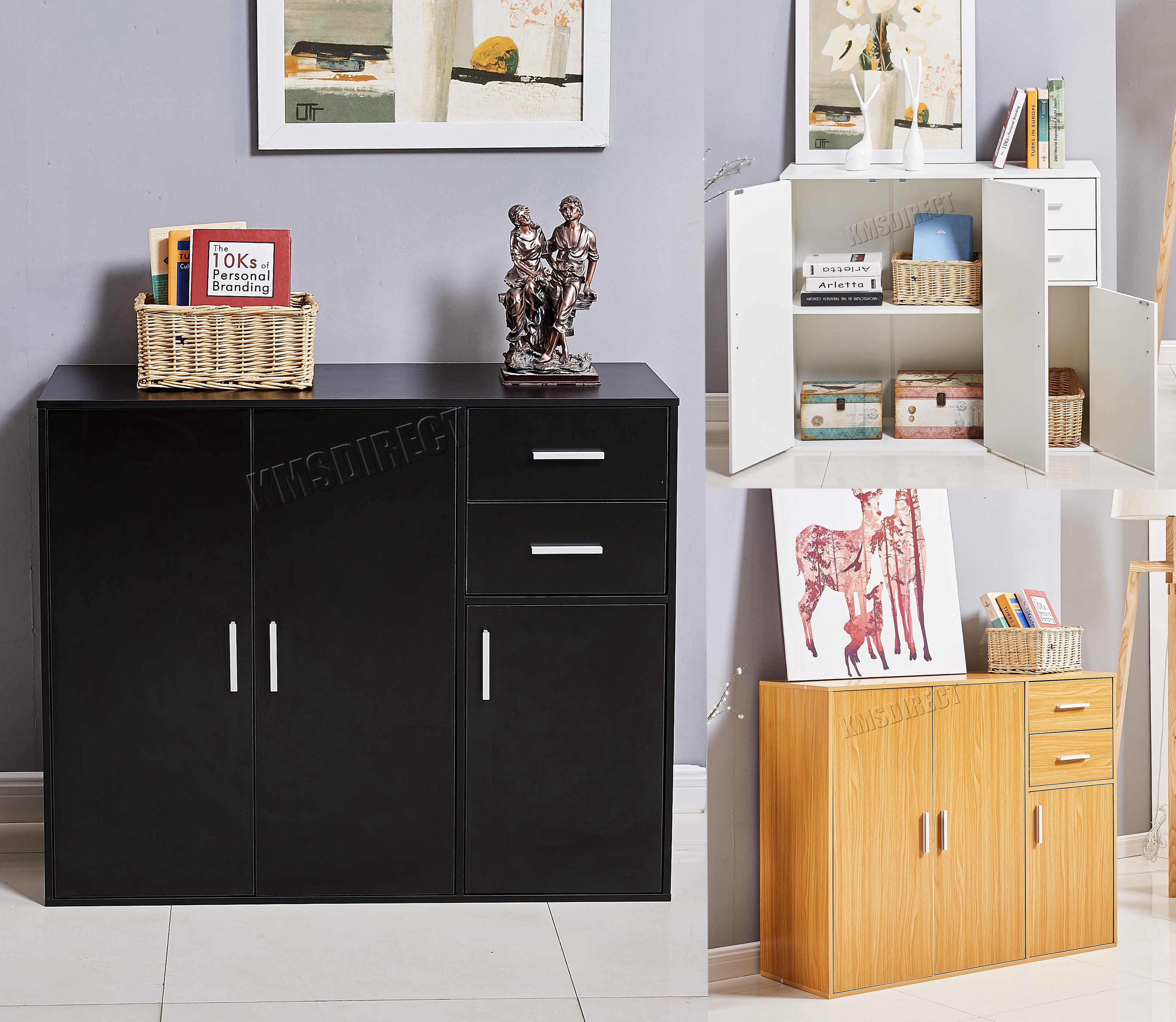 westwood kommode schrank aufbewahrung geschirr k che einheit pb ssp01 neu ebay. Black Bedroom Furniture Sets. Home Design Ideas