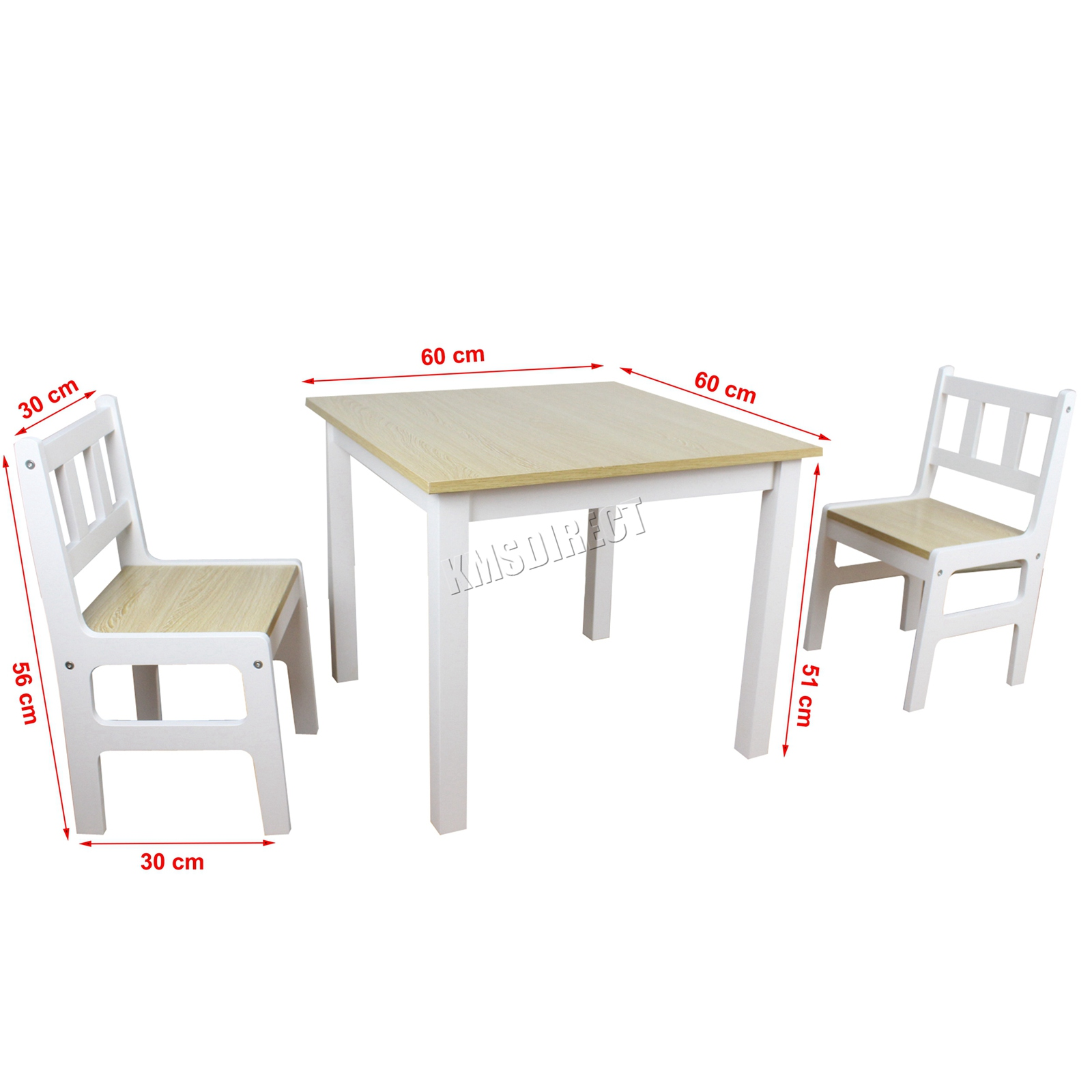 separation shoes 659b0 f11bf Details about FoxHunter Childrens Table And Chair Set - Kids Bedroom  Furniture Arts & Crafts