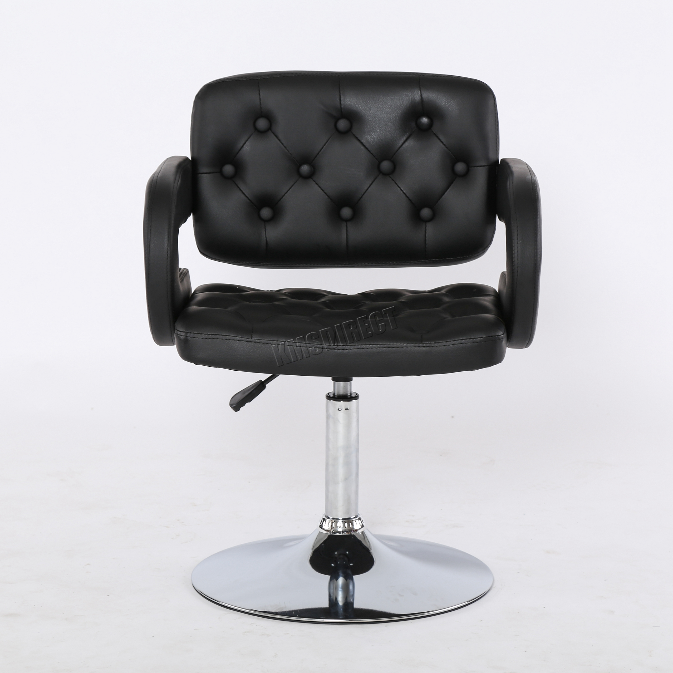 Foxhunter beauty salon chair barber hairdressing hair cut for Hairdressing chairs