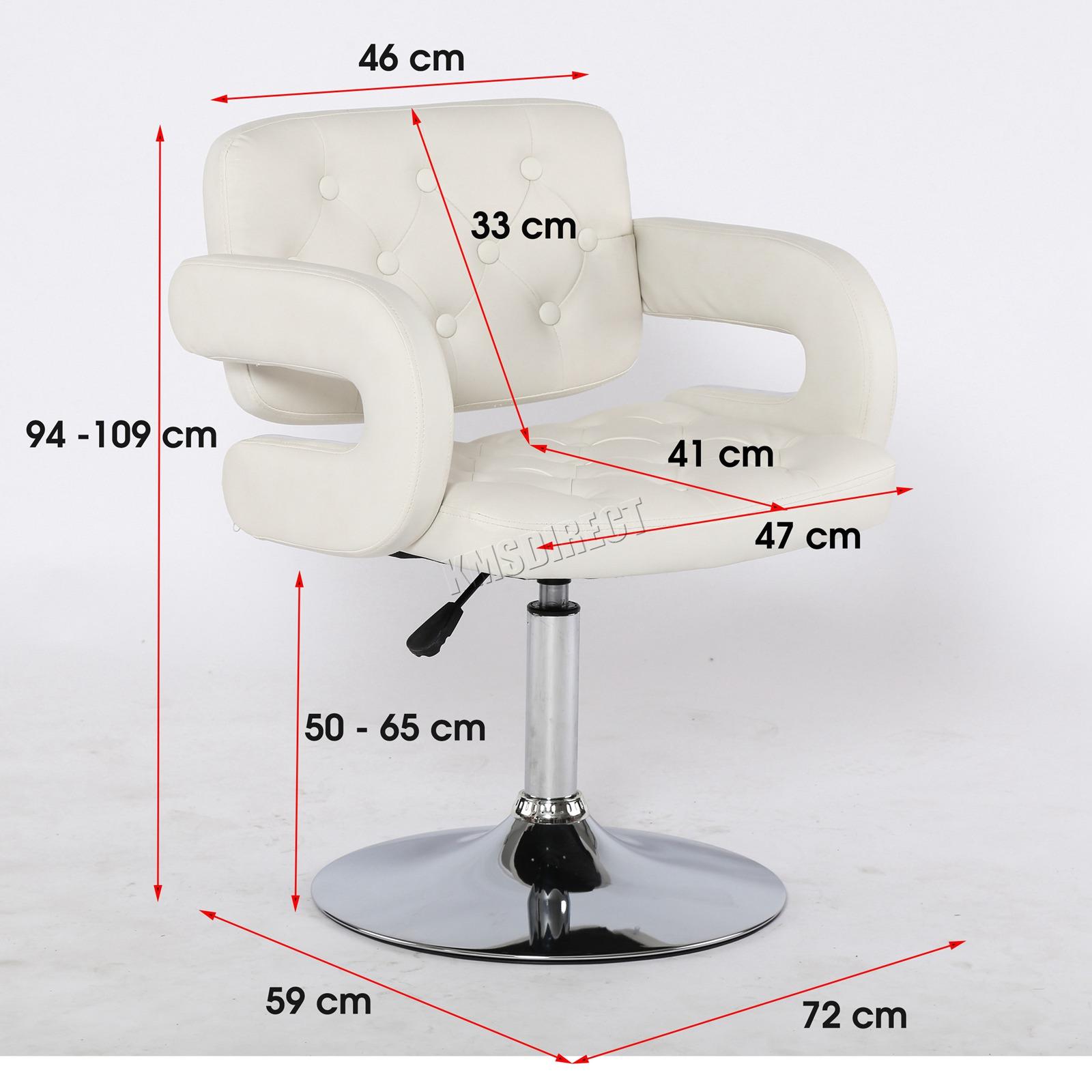 WestWood-Beauty-Salon-Chair-Barber-Hairdressing-Hair-Cut-PU-Leather-Modern-SC02 miniatuur 32
