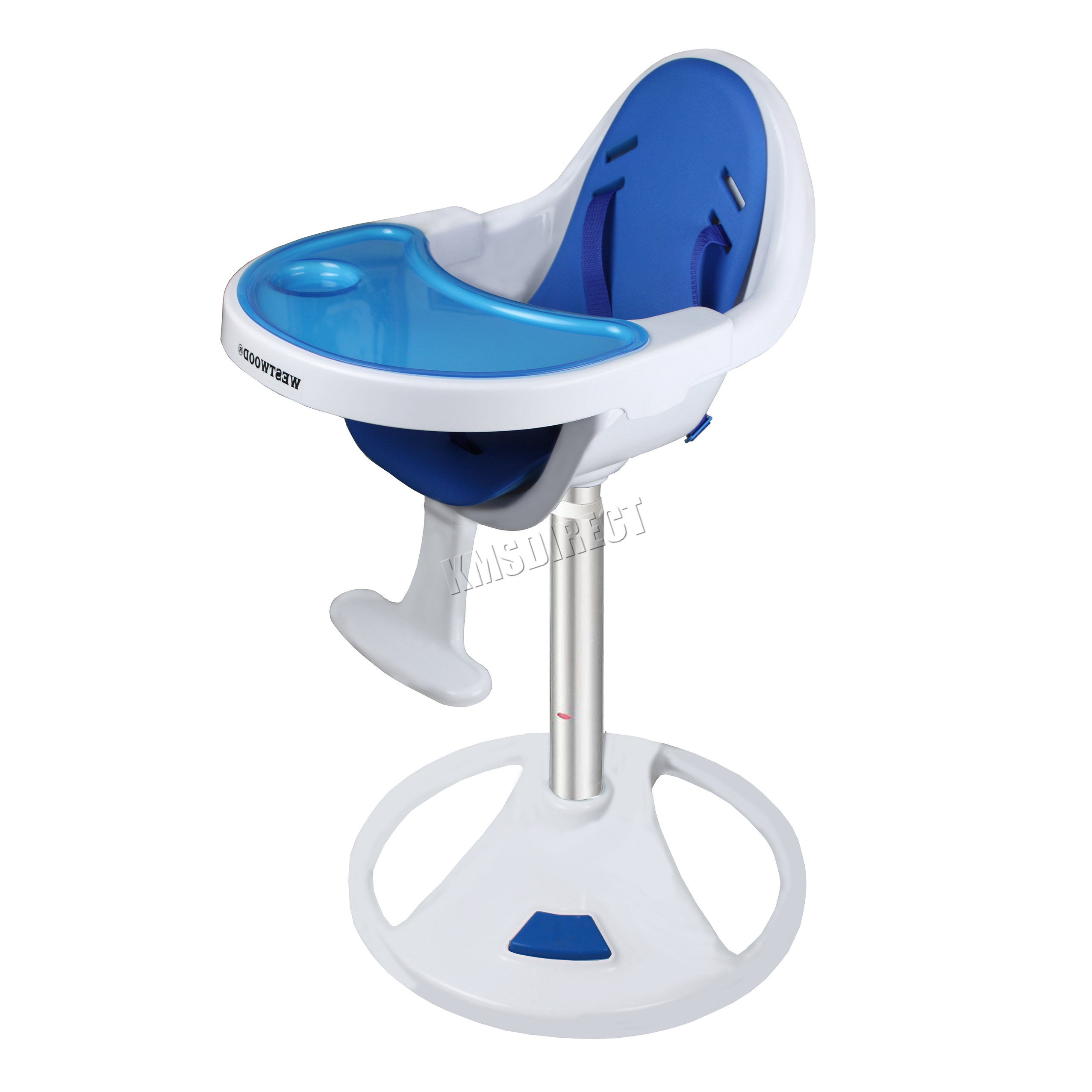 WestWood Baby High Chair Table 360 Swivel Infant