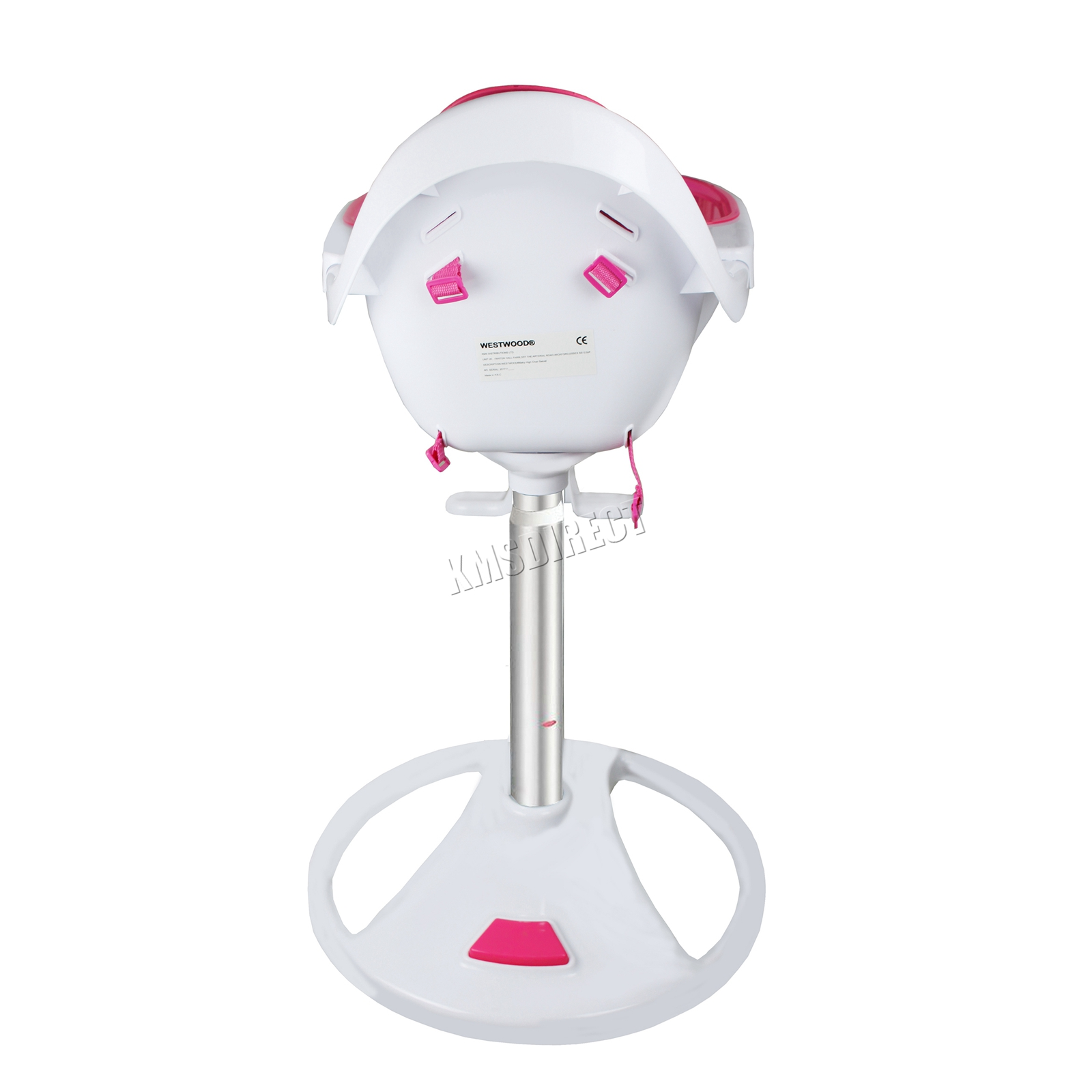 WestWood-360-Swivel-Baby-Highchair-Infant-feeding-Seat-Table-High-Chair-BHC03 thumbnail 24