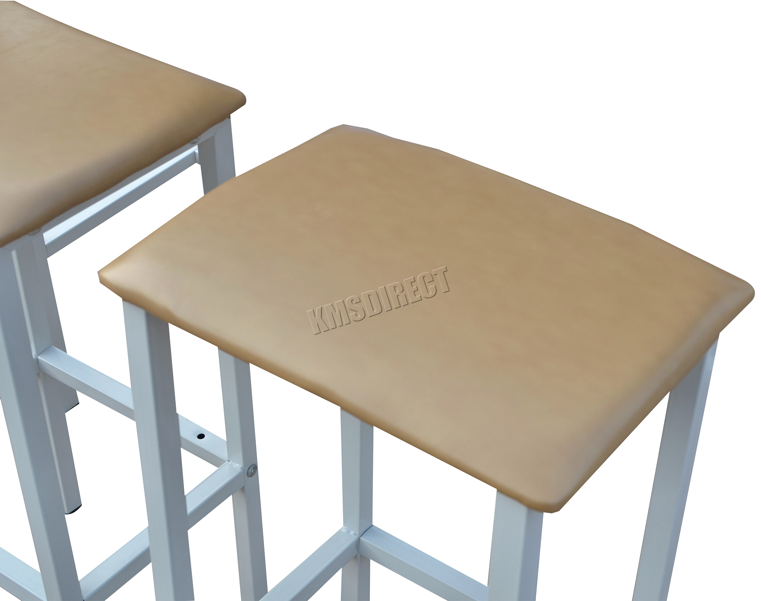 Cosmetic damaged westwood bar breakfast dining table stools chairs