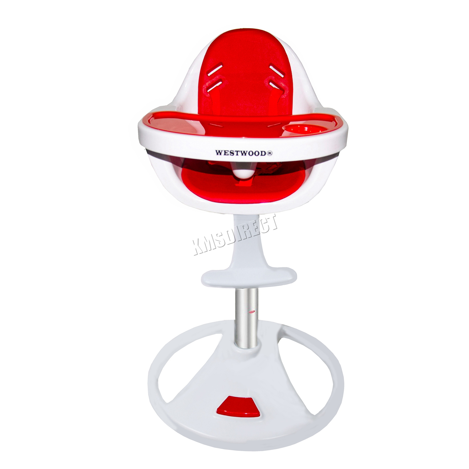 WestWood-360-Swivel-Baby-Highchair-Infant-feeding-Seat-Table-High-Chair-BHC03 thumbnail 32