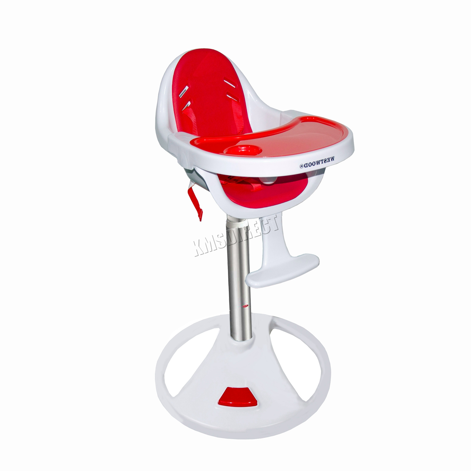 WestWood-360-Swivel-Baby-Highchair-Infant-feeding-Seat-Table-High-Chair-BHC03 thumbnail 33