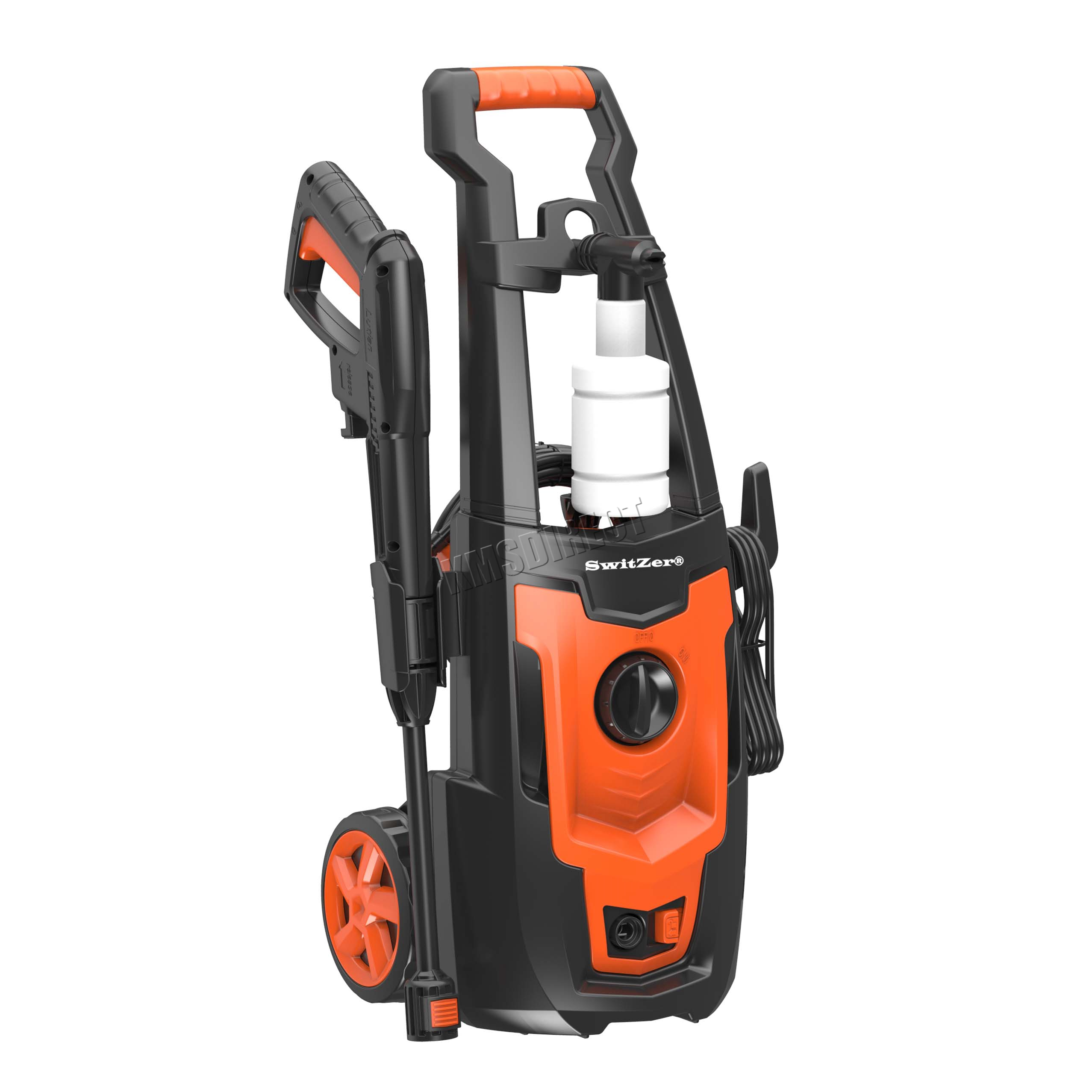 Switzer Portable Electric Pressure Washer 1400w 1600psi