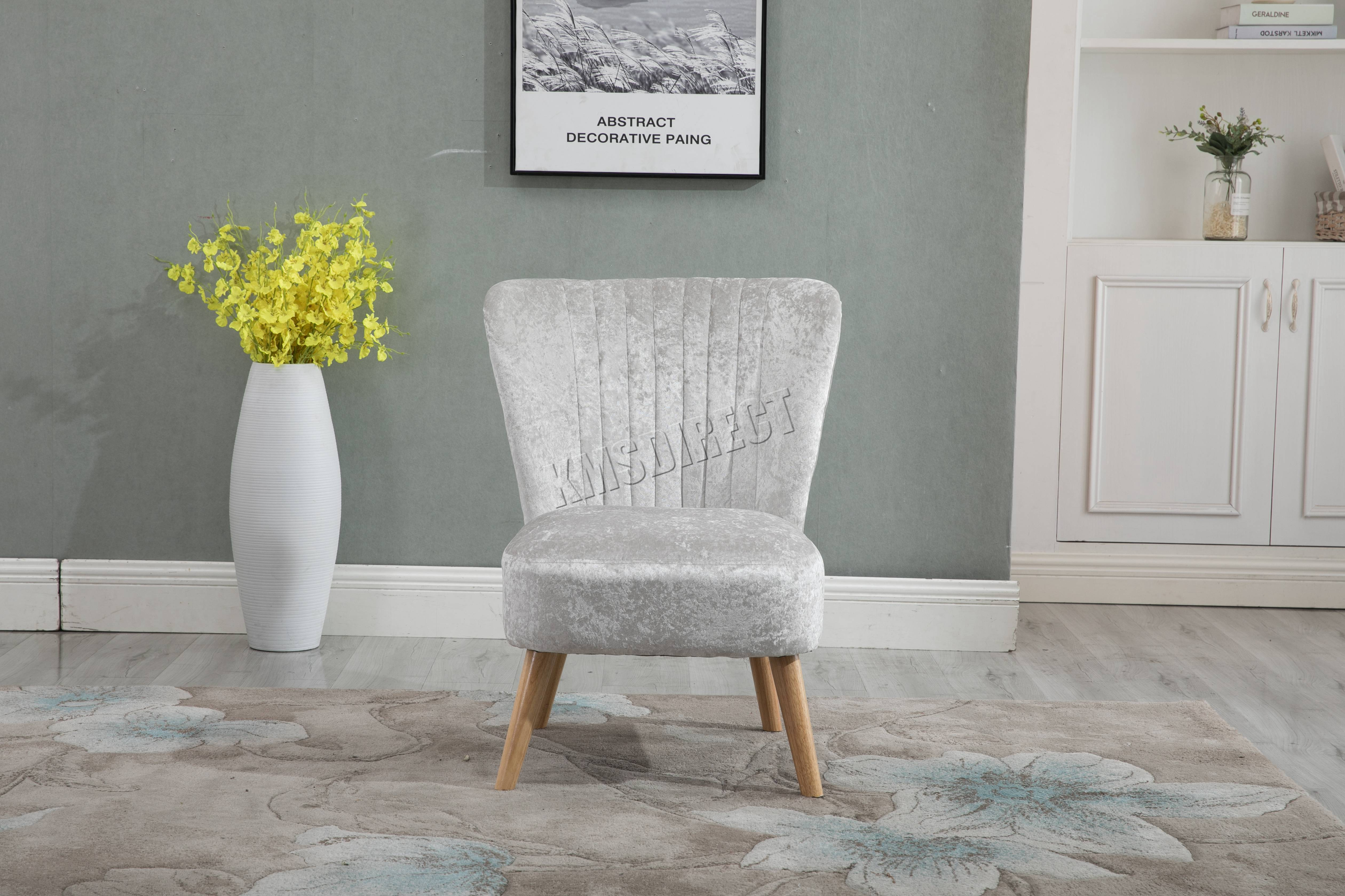 What Does Vasca Da Bagno Mean : Westwood crush velvet fabric accent tub chair sofa seat lounge