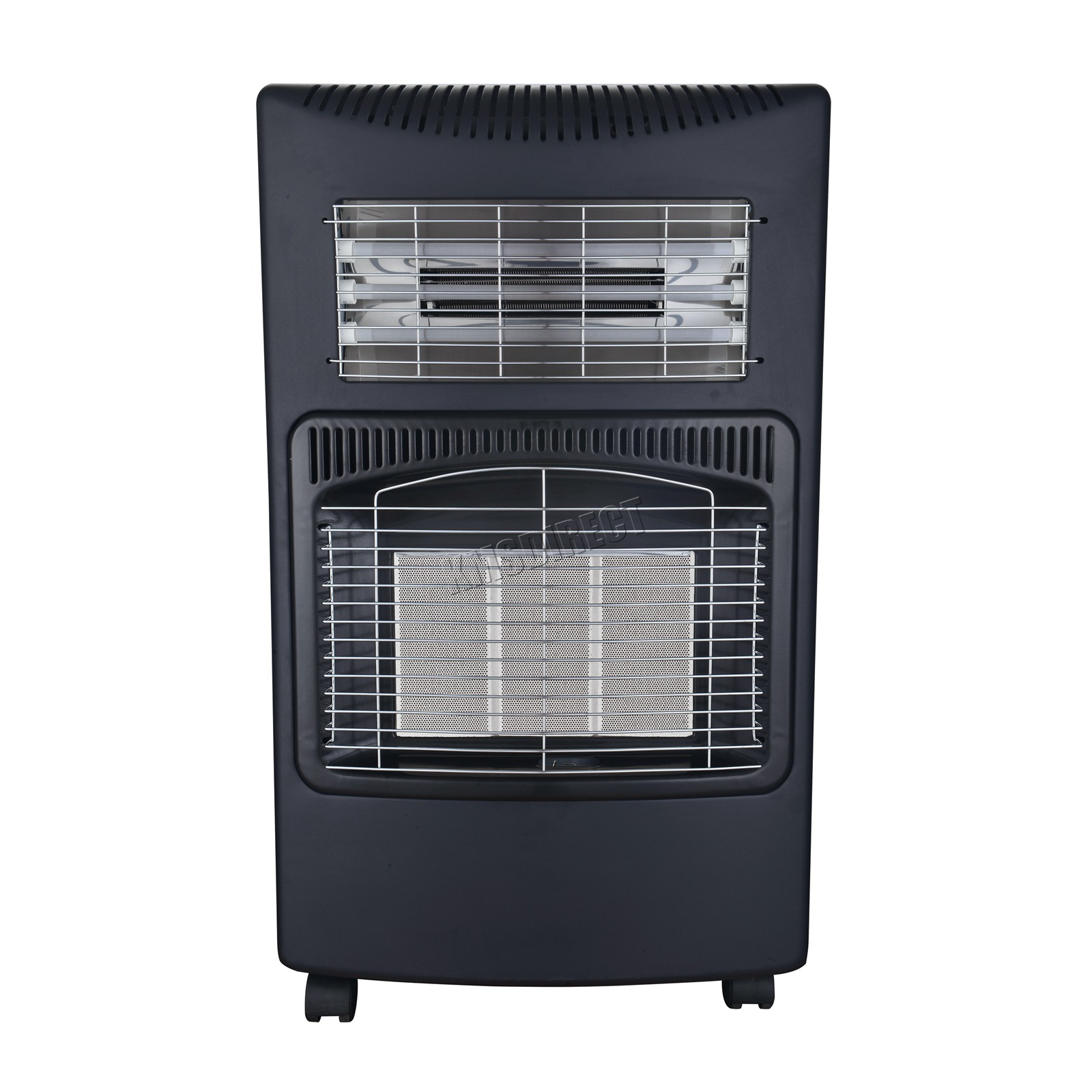 Foxhunter Portable Gas Amp Electric Combo Heater 4 2kw