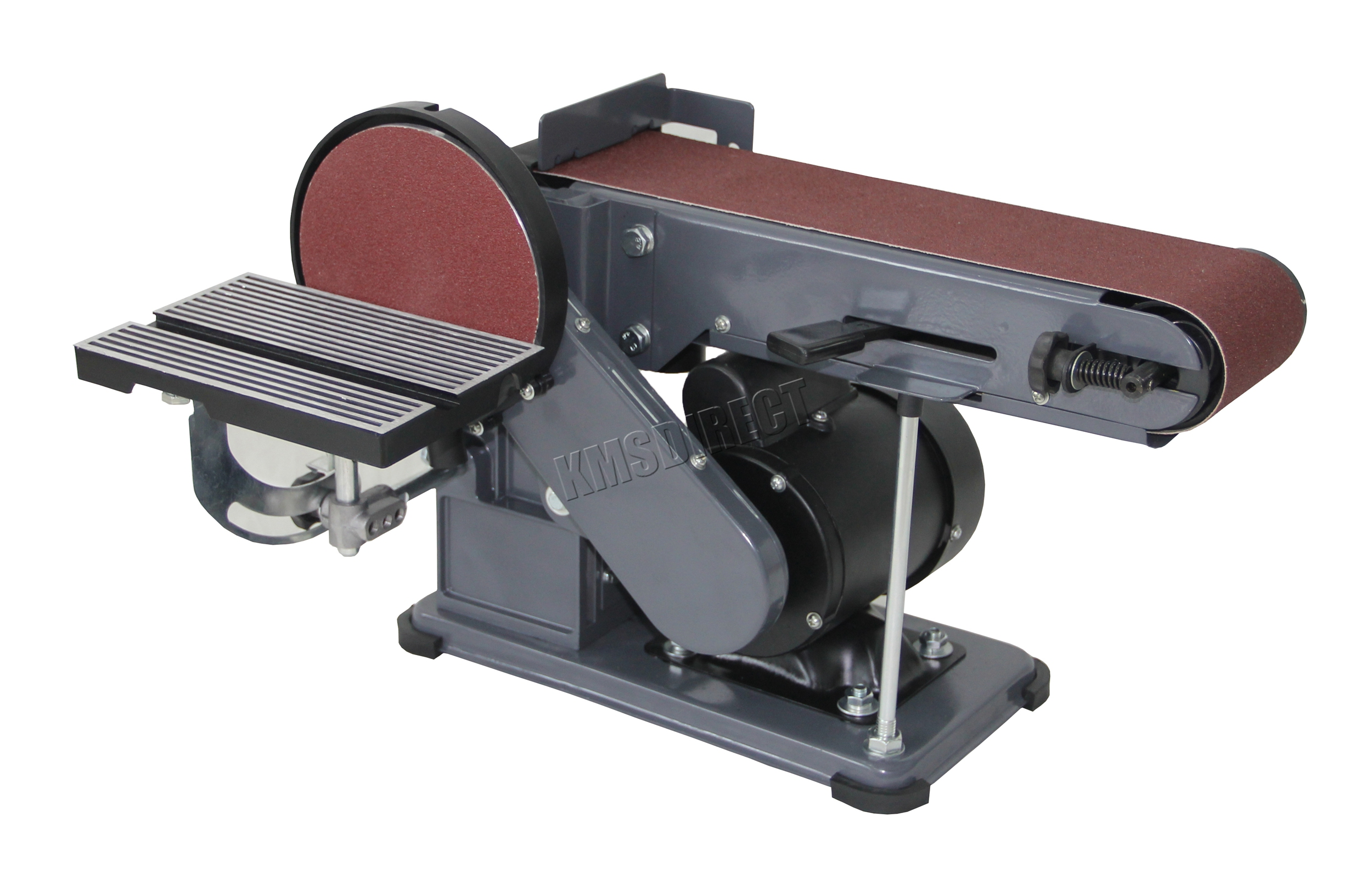 Switzer Heavy Duty Sander Belt And Disc Bench Linisher