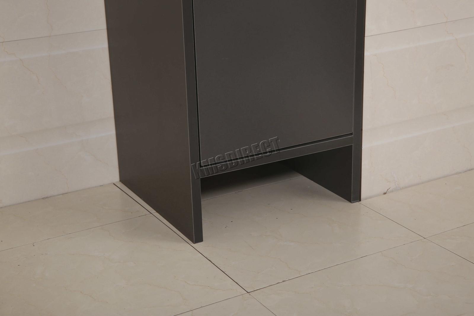 Credenza Con Piedi Alti : Westwood mobiletto da bagno alto scaffalatura magazzinaggio credenza