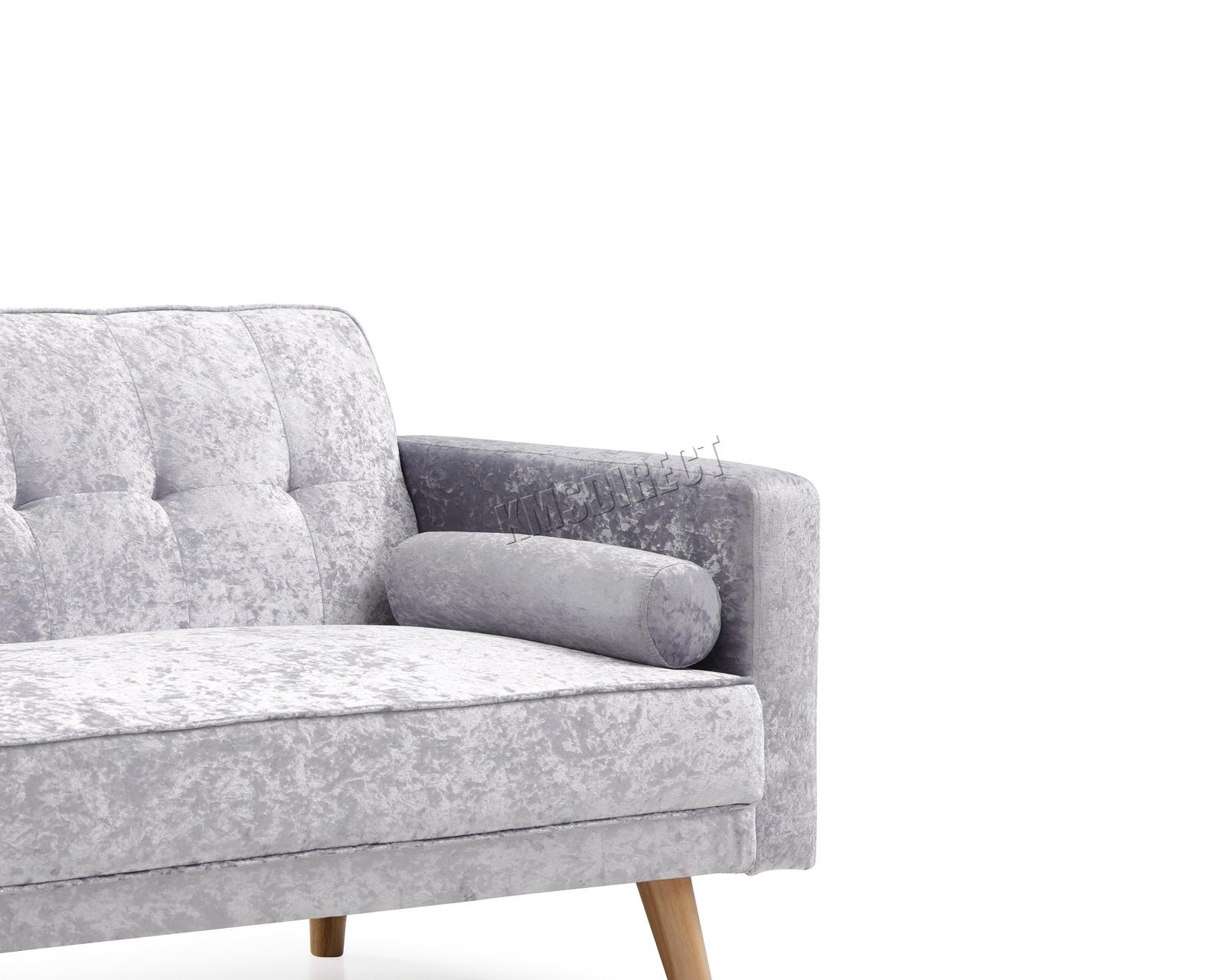 Divano letto in tessuto westwood 3 posti divano di lusso for Arredamento moderno di lusso