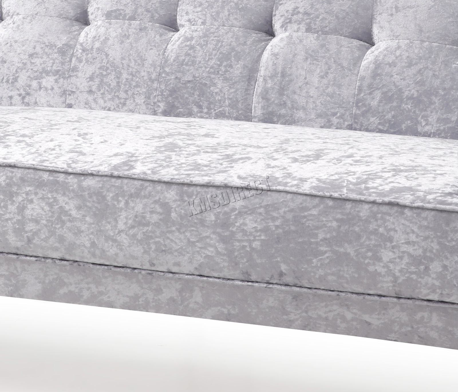 WestWood-Fabric-Sofa-Bed-3-Seater-Couch-Luxury-Modern-Home-Furniture-FSB04-New thumbnail 38