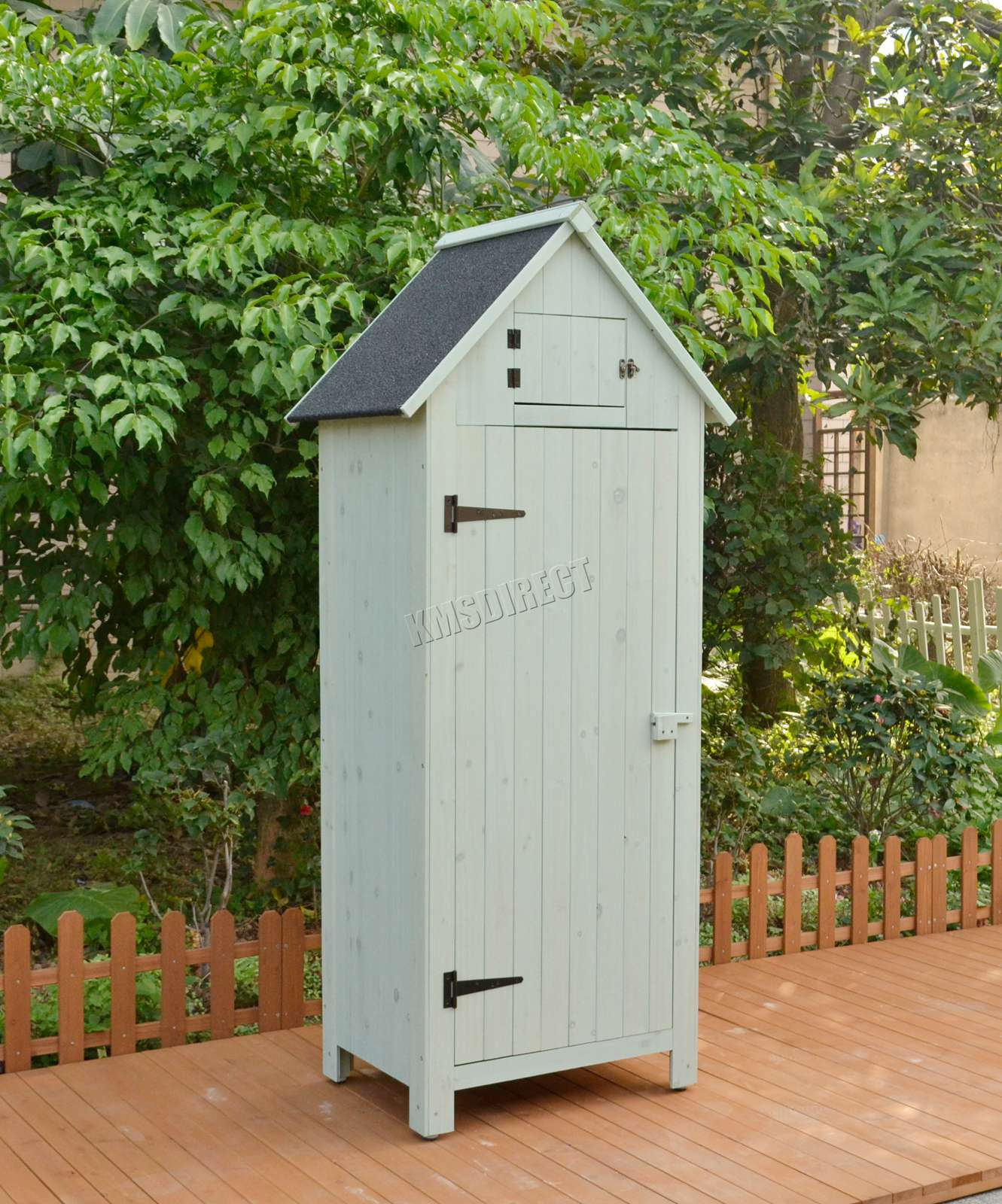 Westwood Wooden Sentry Box Beach Hut Shed Storage Outdoor