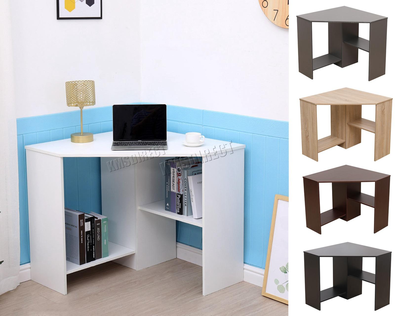 - Westwood PC Computer Schreibtisch Ecke Holz Schreibtisch Tisch 2