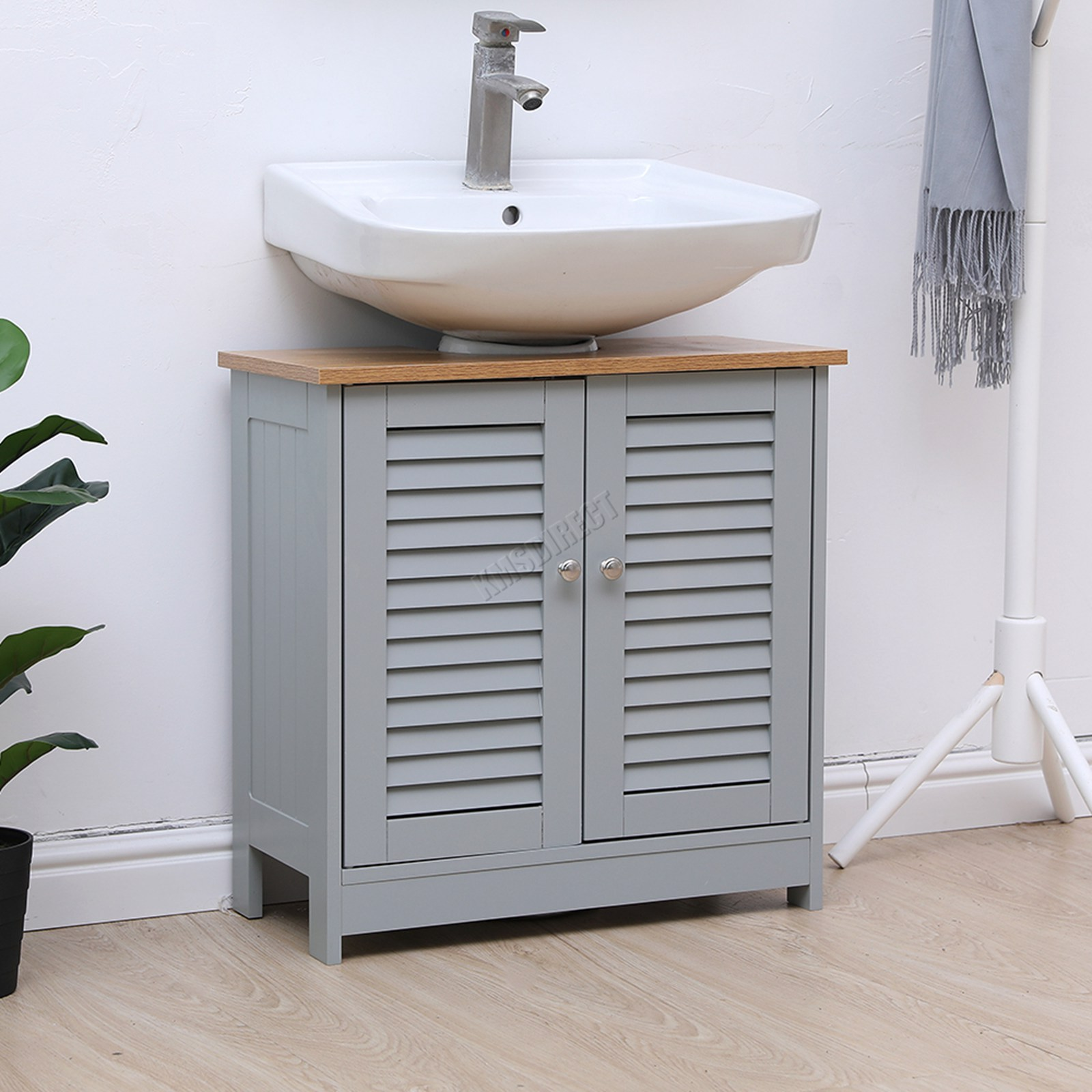 WestWood Bathroom Furniture Range Cabinet Under Sink ...