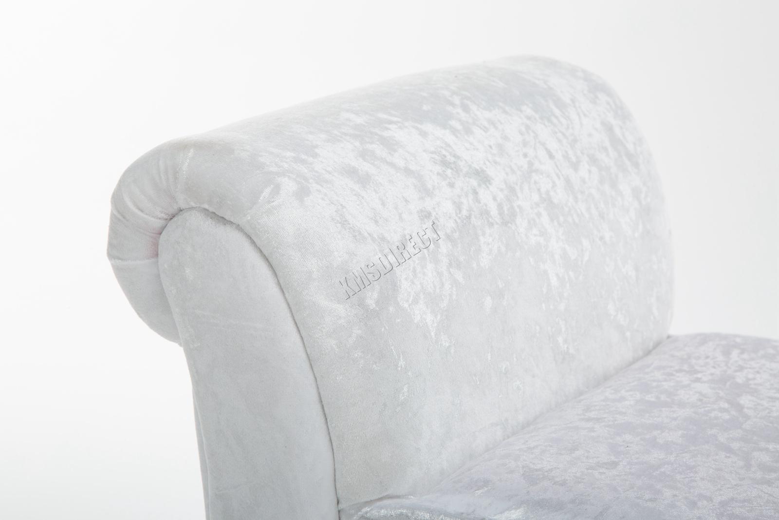 Westwood-Stoff-Bench-Fusshocker-Sitz-Pouf-Wuerfelfoermig-Polsterhocker-Schlafzimmer Indexbild 30