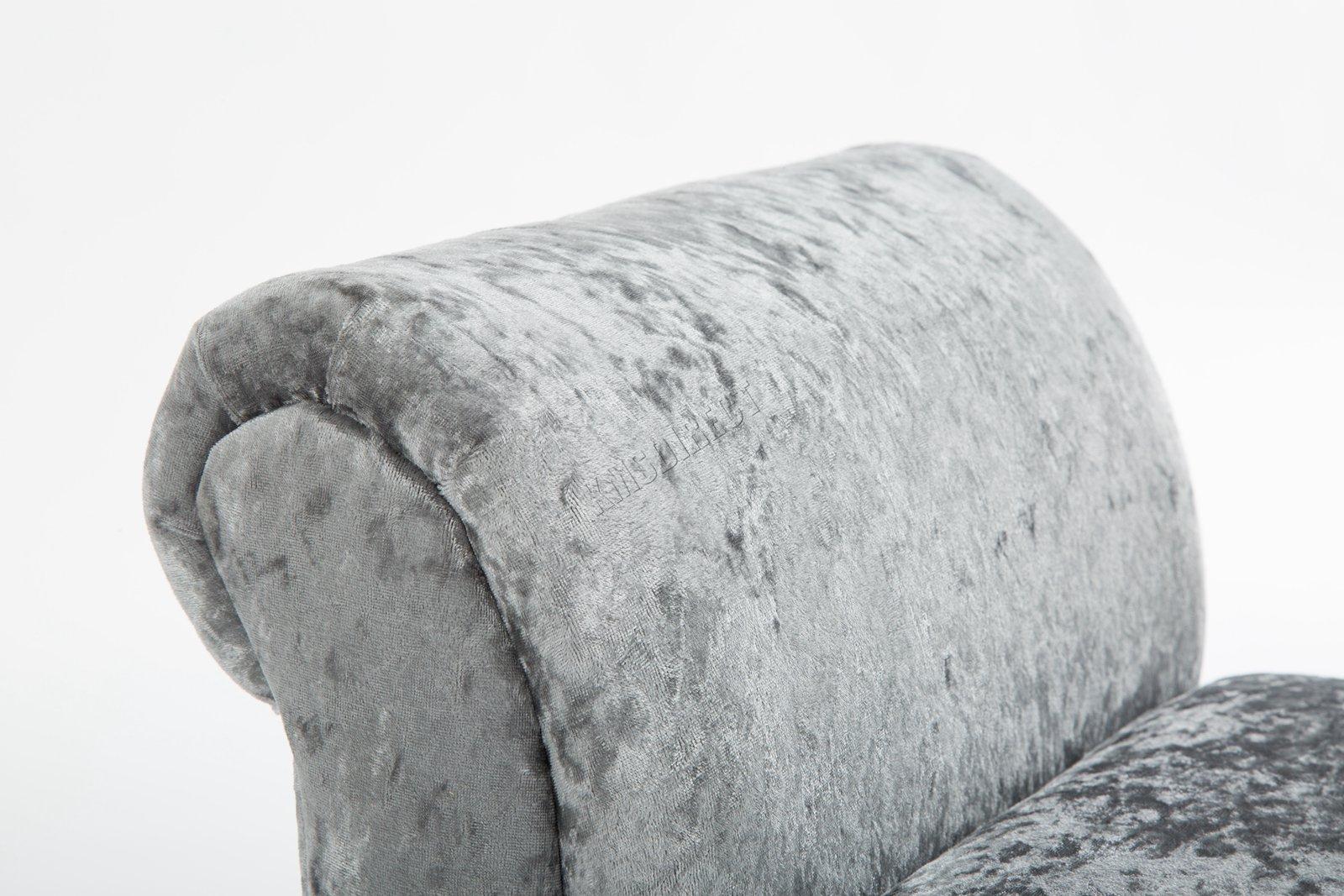 Westwood-Stoff-Bench-Fusshocker-Sitz-Pouf-Wuerfelfoermig-Polsterhocker-Schlafzimmer Indexbild 38