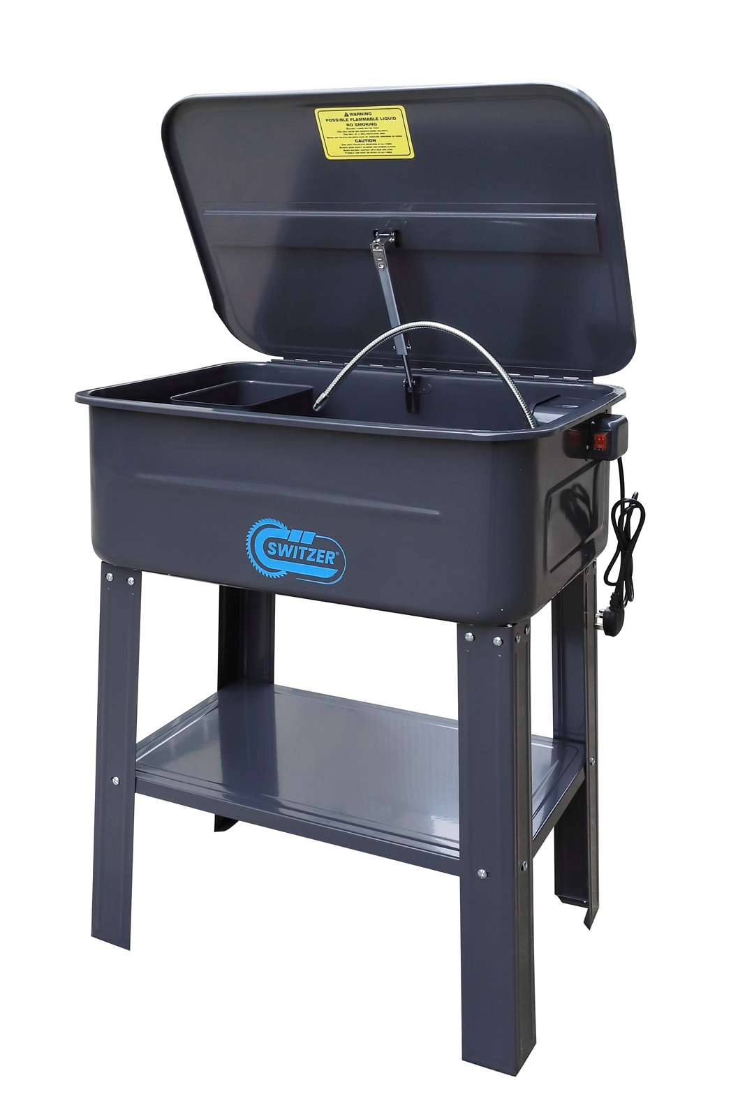 Switzer Part Washer Degreaser 20 Gallon Solvent Cleaner