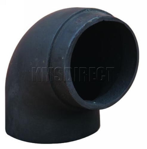 6 Quot 150mm Diameter Cast Iron Flue Pipe Bend 90 Degree 90