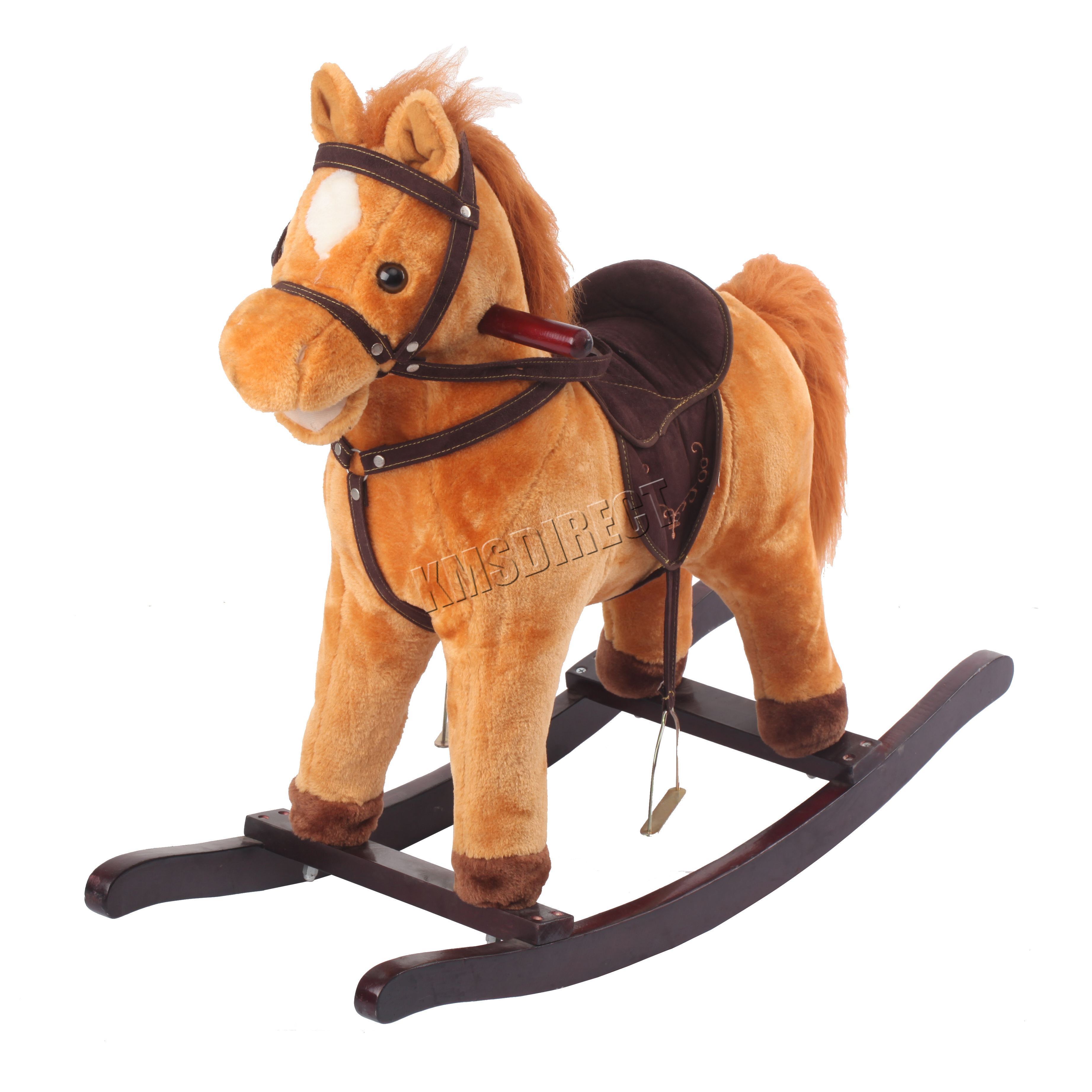 Toy Of Horses : New children rocking horse with sound great traditional