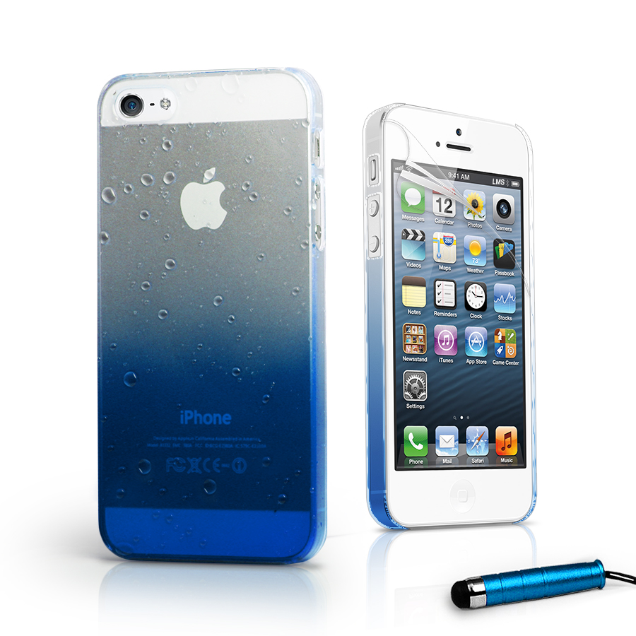 ebay iphone 5 cases 3d drop design cover for apple iphone5 9536