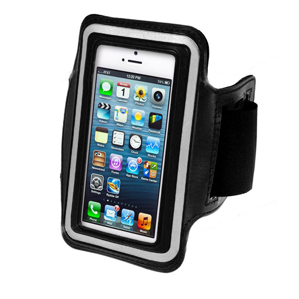 new screen for iphone 5 black new sports arm band holder for for apple iphone5 17860