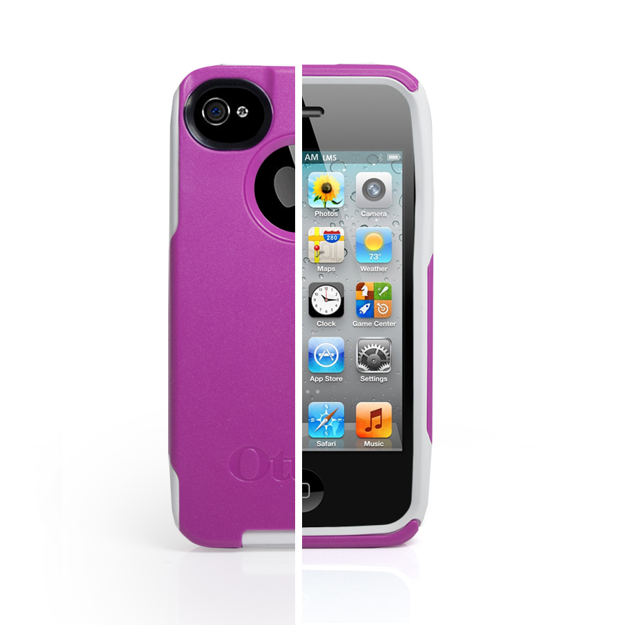 otterbox iphone 4s otterbox commuter series pink white for iphone 12746