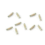 13A Domestic Mains Plug Top Fuse Catridges - Pack of 10
