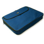"17"" Widescreen Laptop/ Notebook Bag/ Case with Shoulder Strap - BLUE"