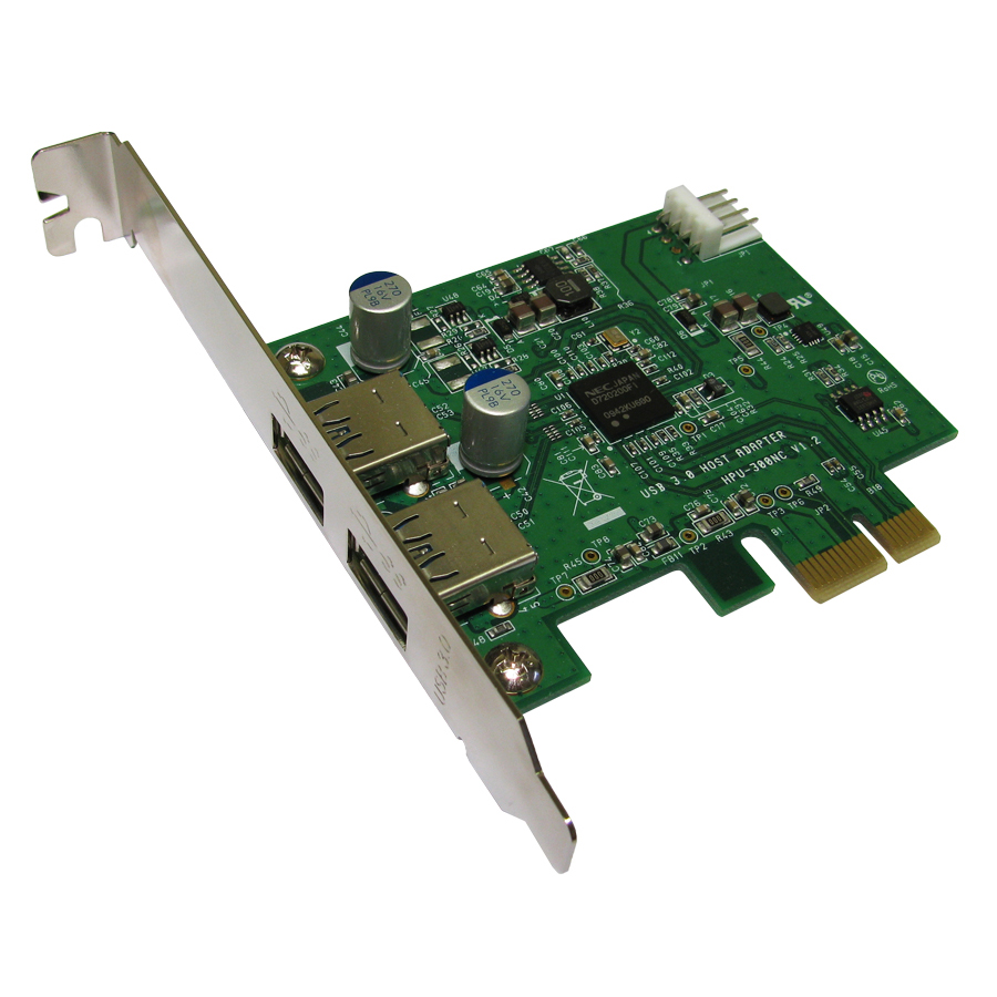 2 Port Usb 3 0 Superspeed Pci Slot Desktop Computer Pc