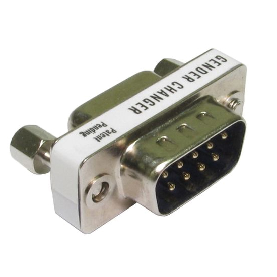 CDL Micro SVGA Port Saver Male to Female Adapter