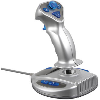 Speedlink WASP 2 USB 2 Joystick Flightstick Flight Stick Controller Left Handed