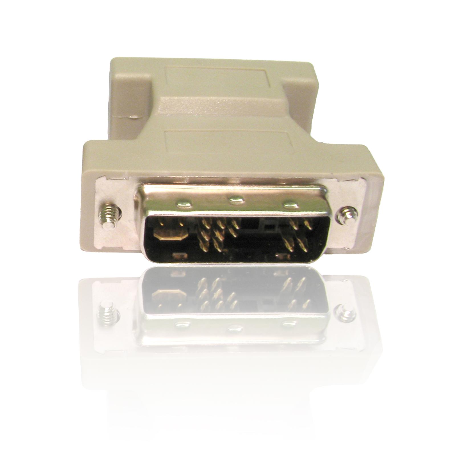 Dvi To Svga Vga Pc Computer Monitor Tft Screen Cable Lead