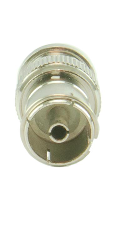 Bnc Plug To Coax Female Tv Pal Socket Adapter Converter