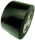 50m x 72mm Heavy Duty Roll Gaffa Gaffer Duct Waterproof Cloth Tape - BLACK