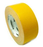 33m x 50mm High Quality Double-Sided Adhesive Sticky Tape - YELLOW