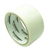 2.5m x 50mm High Quality Super Hold Double-Sided Adhesive Sticky Tape - WHITE