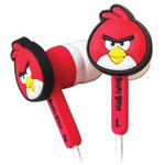 Official ANGRY BIRDS Bird Ear Buds Phones Set for Nintendo DSi/DSi XL/3DS