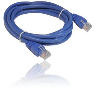 1.8m 6' Ft Cat5e Shielded FTP RJ45 Network Ethernet Patch LAN Cable Lead Blue