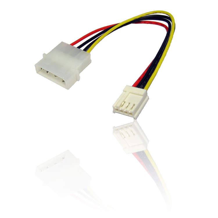 Molex Power Internal Floppy Disk Drive Fdd Connector