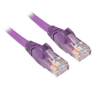 2m 6'  Foot Cat5e Cat 5e RJ45 RJ-45 Network Ethernet Patch LAN Cable Lead Violet