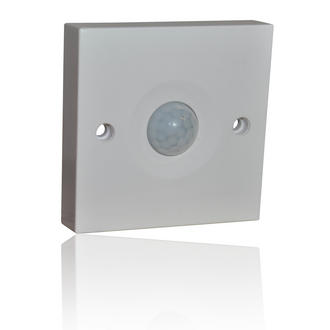 PIR Automatic 250v Mains Light/ Fan Switch with Adjustable Photocell & Timing
