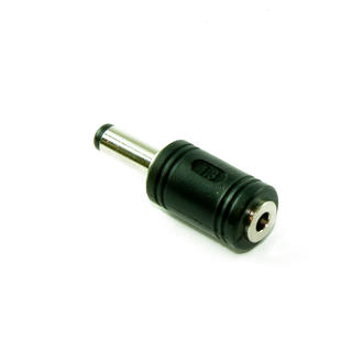 1.3mm Female to 2.1mm Male DC Jack Adapter/ Convertor