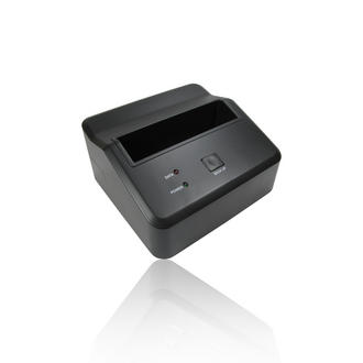 "2.5"" & 3.5"" SATA Hard Drive USB 3.0 Docking Station with One Touch Backup"
