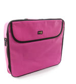 "Pink 17"" Laptop/ Notebook Bag/ Case *WIDESCREEN*"