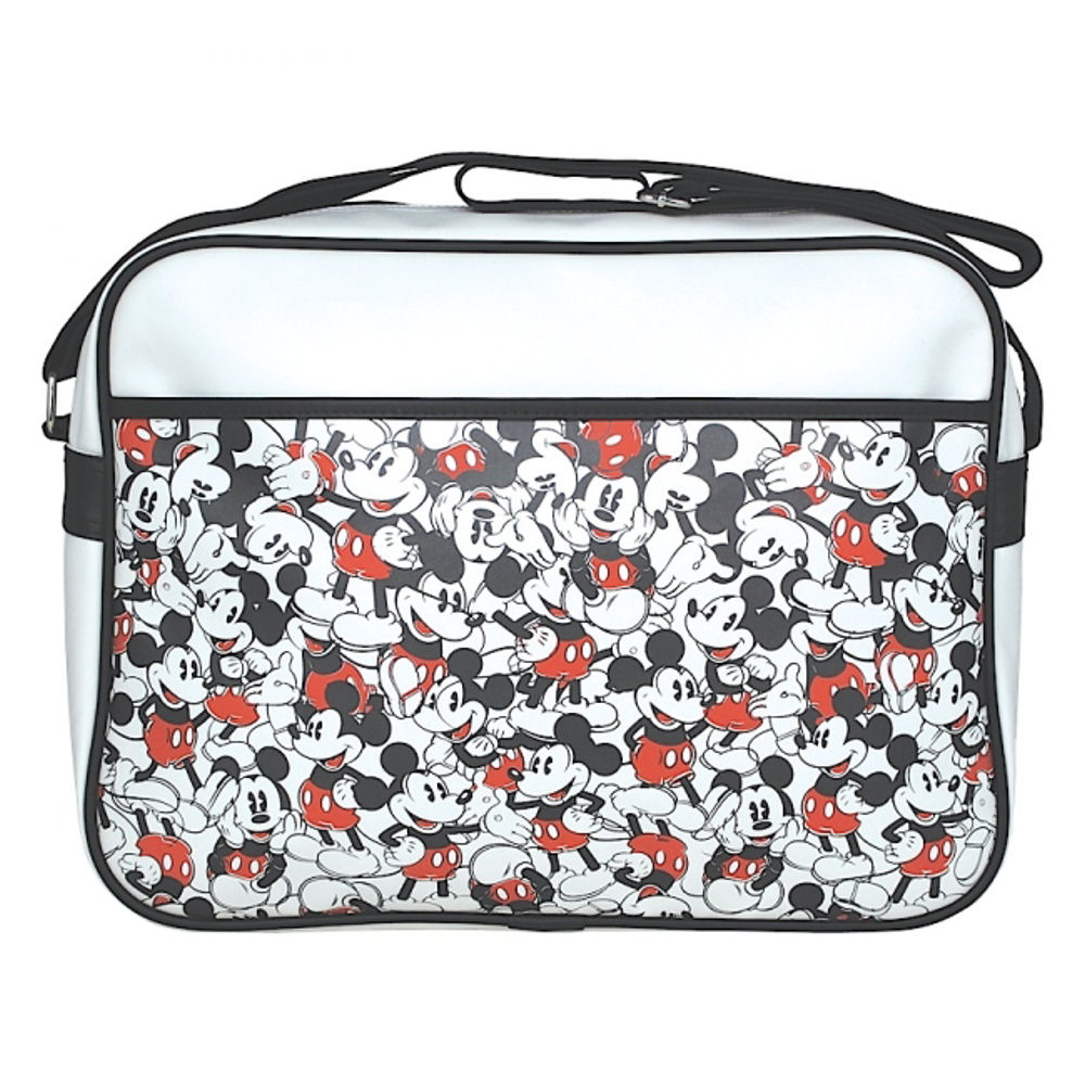 Mickey Mouse Montage Shoulder Bag