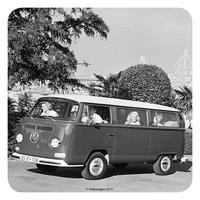 Volkswagen Camper Holiday Single Coaster